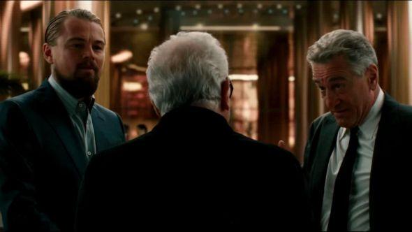 Robert De Niro to reunite with Leonard DiCaprio