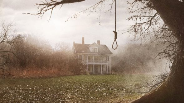 Real-life hauntings at The Conjuring House