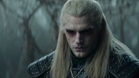 Henry Cavill x The Witcher