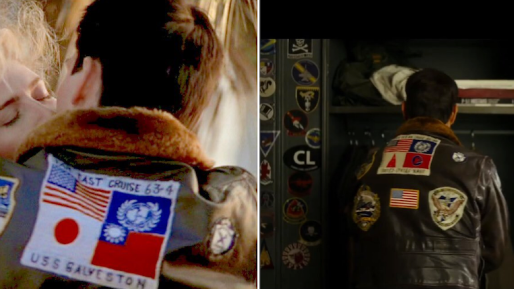 Tom Cruise's Tom Gun Patches Changed to Keep China Happy