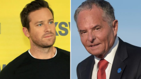 Armie Hammer Isaac Perlmutter Trump Donor Marvel Entertainment
