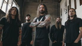 As I Lay Dying new album announcement