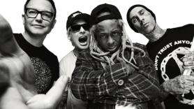 Blink-182 Lil Wayne What's My Age Again A milli mashup stream