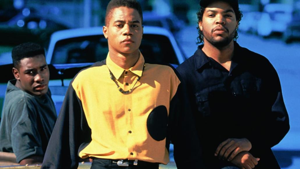 Boyz N the Hood Soundtrack reissue double vinyl