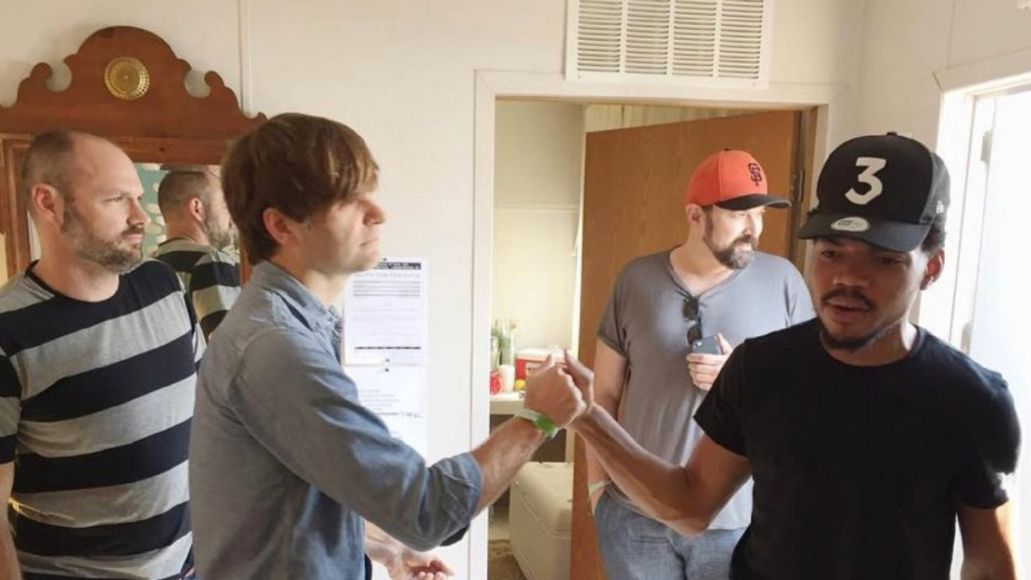 Chance the Rapper with Death Cab For Cutie