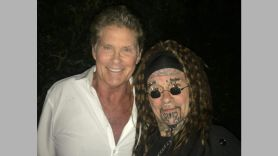 David Hasselhoff new album ministry and more collaborations
