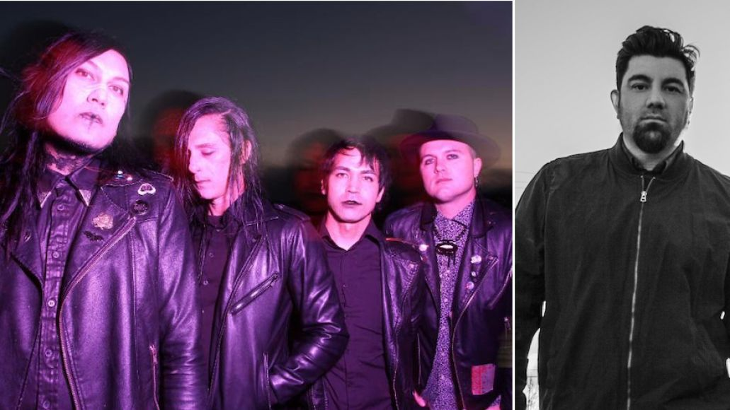 Death Valley High and Chino Moreno cover Christian Death