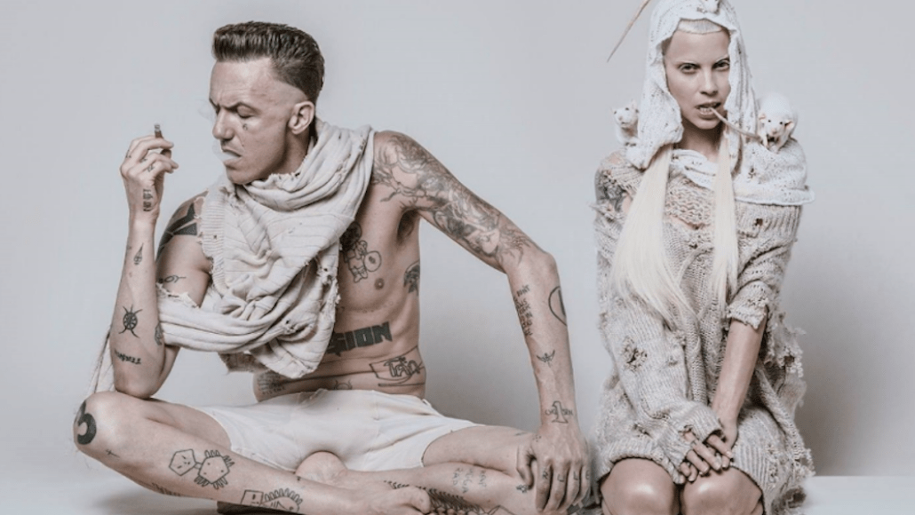 Hercules and Love Affair homophobic fight video Die Antwoord dropped from festivals 2012
