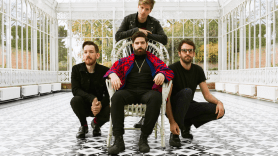 Foals Everything Not Saved Will Be Lost – Part 2 Black Bull Alex Knowles