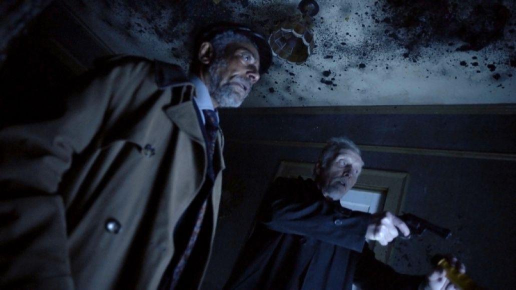 Giancarlo Esposito and Tobin Bell in Creepshow (Shudder)