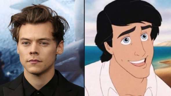 Harry Styles was offered the role of Prince Eric in The Little Mermaid