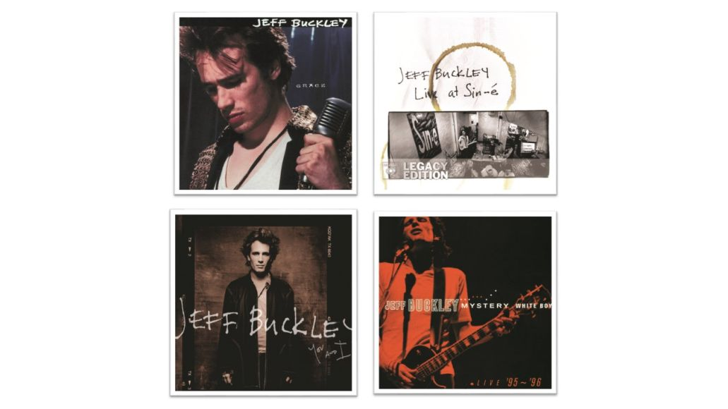 Jeff Buckley Grace Giveaway Bundle albums vinyl