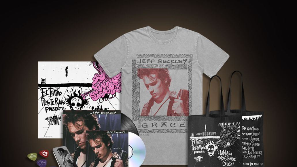 Jeff Buckley Grace Giveaway Bundle image