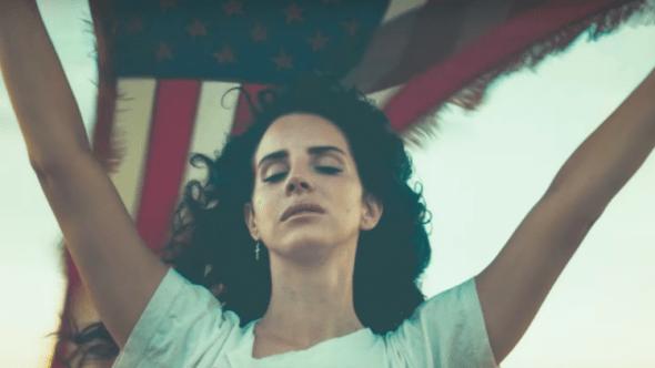 Lana Del Rey Looking for America season of the witch Jack Antonoff Studio Version Stream