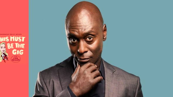 Lance Reddick on This Must Be the Gig