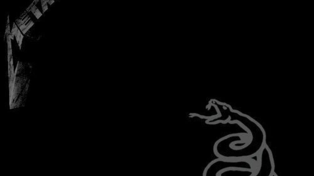 metallica black album anniversary