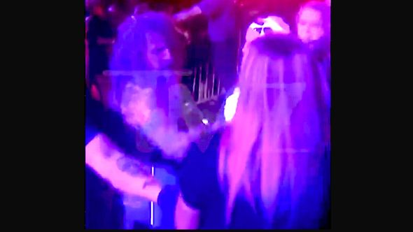 Rob Zombie incident female fan