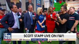 Scott Stapp on Fox & Friends