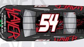 Slayer NASCAR 54 car