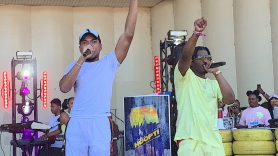 Smino Chance the Rapper Eternal Lollapalooza live surprise guest collaboration big day