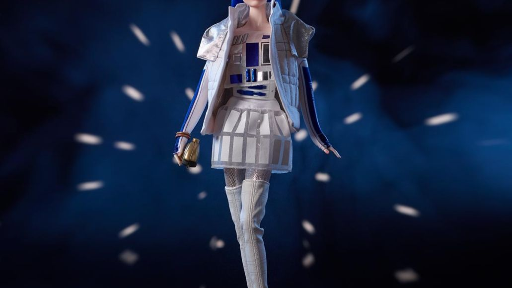 Star Wars Barbie R2 D2 Barbie gets into cosplay with new Star Wars line