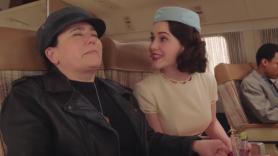The Marvelous Mrs. Maisel season three teaser trailer watch