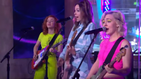 The Regrettes I Dare You Good Morning America Performance