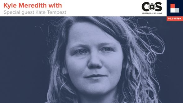 Kyle Meredith With... Kate Tempest