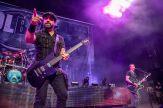 Volbeat at Jones Beach, New York