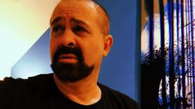 Adam Duritz, without his dreadlocks