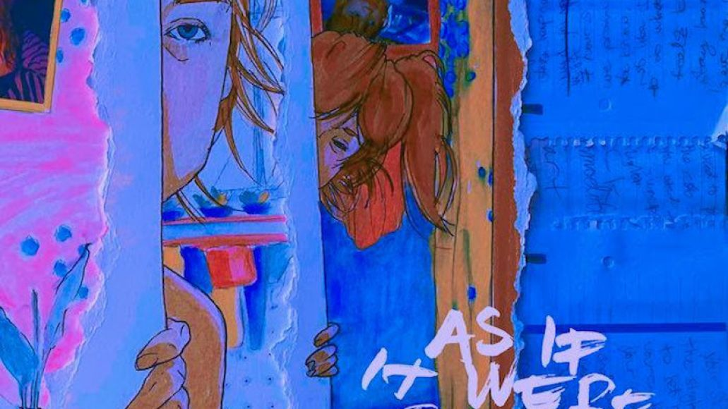 anna wise as if it were forever album artwork Anna Wise reveals debut album As If It Were Forever: Stream