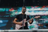 Death Cab for Cutie at Lollapalooza 2019, photo by Nick Langlois