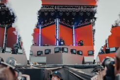 DJ Diesel (Shaquille O'Neal) at Lollapalooza 2019, photo by Nick Langlois