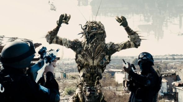 District 9 Immigration Policy