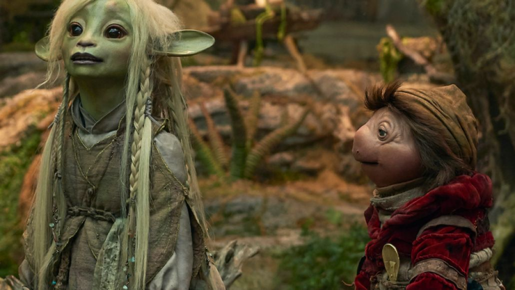 Hup in The Dark Crystal: Age of Resistance (Netflix)