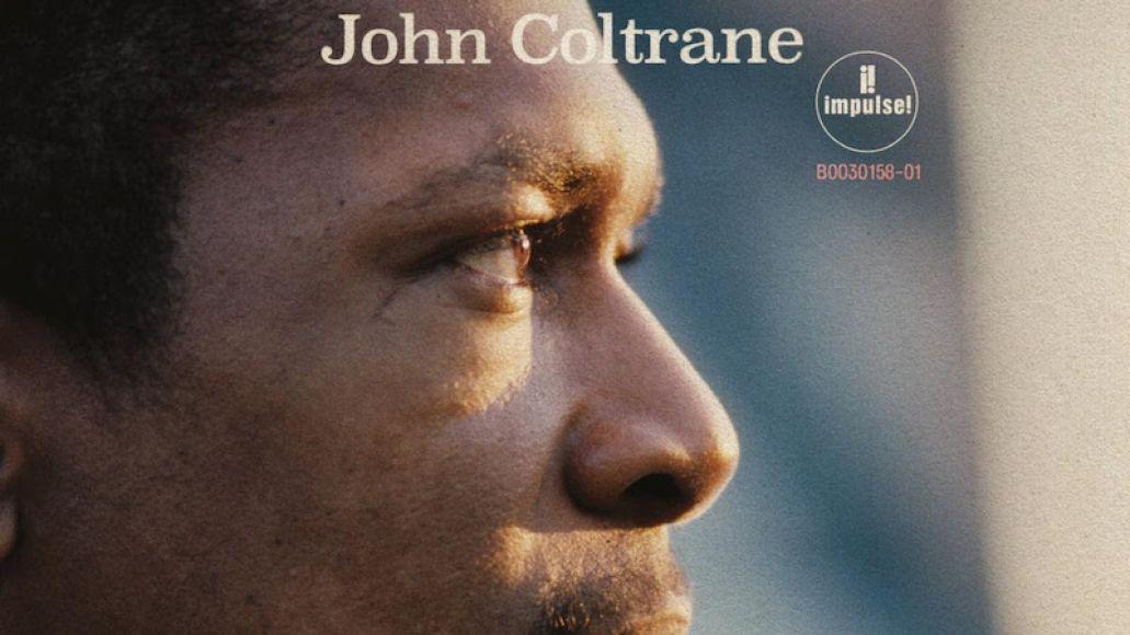 john coltrane blue world artwork