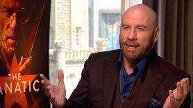 John Travolta in The Fanatic