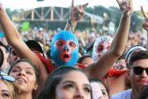 Tenacious D at Lollapalooza 2019, photo by Heather Kaplan