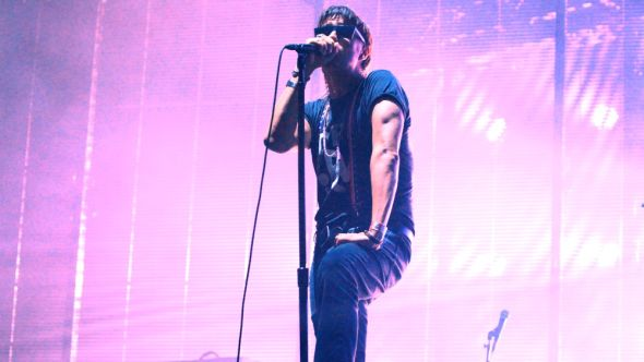 The Strokes at Lollapalooza 2019, photo by Heather Kaplan