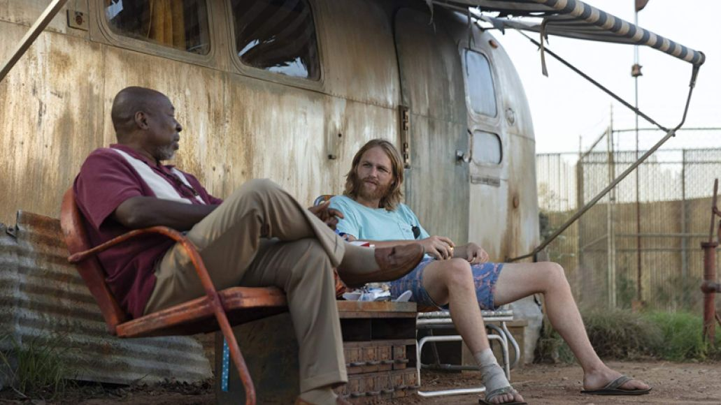 lodge 49 season 2 Lodge 49s Wyatt Russell on the Exhaustion of Acting Happy and His Love for Genre Movies