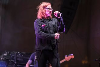 Mark Lanegan at Psycho Las Vegas