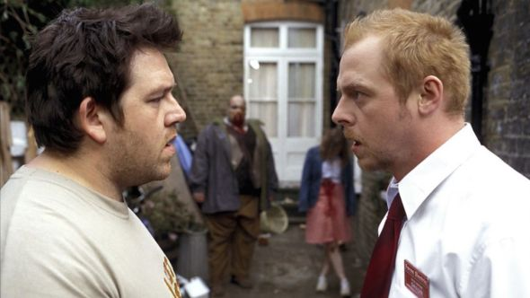 Simon Pegg and Nick Frost reuniting for new series