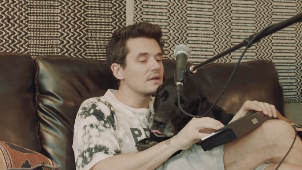 new song Carry Me Away music video by John Mayer