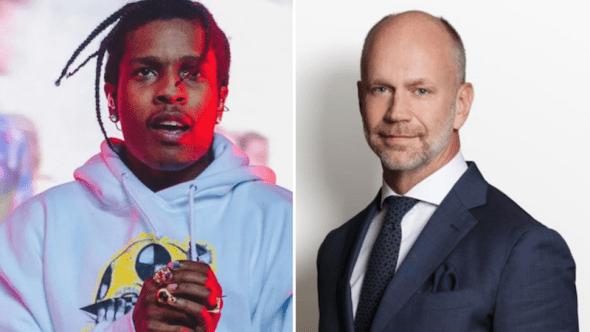 ASAP Rocky lawyer henrik olsson lilja shooting shot stockholm sweden