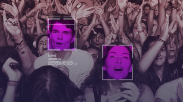 Ban Facial Recognition Ticketmaster Fight For The Future Live Nation