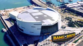 The future BangBros Arena in Miami