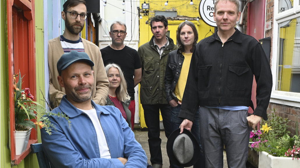"""New single """"This Letter"""" Days of the Bagnold Summer soundtrack Belle and Sebastian, photo by Marisa Privitera Murdoch"""