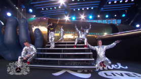 Brockhampton No Halo Jimmy Kimmel Performance