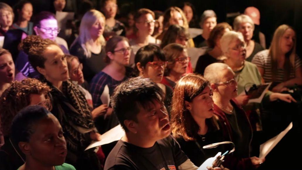 """Choir! Choir! Choir! Tribute to Daniel Johnston - """"True Love Will Find You In The End"""""""