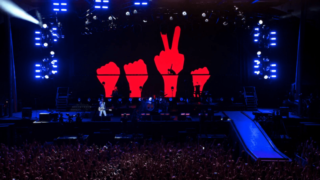 DEPECHE MODE SPIRITS IN THE FOREST concert film